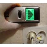 Multiskänner KAPRO 389 Sud Finder elektrikaablite, metalli ja karkasside andur