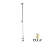 Полотенце/халато сушитель электрический Margaroli ARCOBALENO 616L хром латунь 1686x125 mm