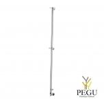 Полотенце/халато сушитель электрический Margaroli ARCOBALENO 616XL хром латунь 1695x125 mm