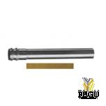 Pikendustoru muhviga 32 mm, L=0,25 m. Pronks
