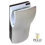 Электрический рукосушитель Mediclinics Dualflow PLUS HEPA filter+ionizer, сенсор, серебристый ABS