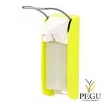 Дозатор для мыла/дезинтификанта 1000 ml IMP ELS P/24 Н/Р сталь LUMINOUSE YELLOW