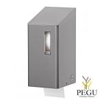 Ophardt WC держатель для туалетной бумаги 2 рулона TRU 2 E AFP  Н/Р сталь anti-fingerprint