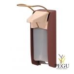 Дозатор для мыла/дезинтификанта 500 ml IMP ELS A/24 медь (анодированый алюминий)