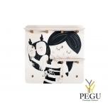 PULK 4 (40x 40 cm) GIRL