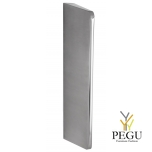Разделительная стенка для писсуара URC, нержавеющая сталь AISI 304