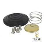 Накладка и пружина для педального крана Presto SOL 509