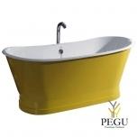 Чугунная ванна RECOR Epoque 170 x 68,  RAL внешнее покрытие