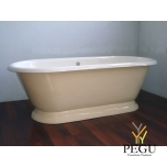 Чугунная ванна RECOR Siena 178 x 80  RAL внешнее покрытие