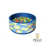 Romana бассейн с шариками Luited,+ 150 шариков