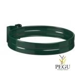 Kaitse komplekt adaptoriga Prügikotihoidjale COLLEC moss roheline