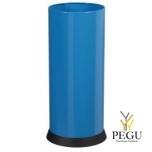 Корзина для зонтов/урна для бумаги KIPSO 28L синий  RAL5015