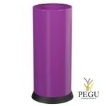 Корзина для зонтов/урна для бумаги KIPSO 28L Violet RAL 4008