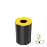 Сортировочная урна Rossignol NEOTRI 30L, Yellow RAL1021
