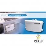 Saniaccess pump (  можно: раковина + душ + ванна+ стиральная машина + посудомоечная машина )