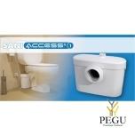 WC-pump Saniaccess 1 ( sobib, ainult WC pott)
