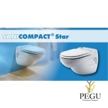 WC reaovee pumbaga Sanicompact Star ( sobib: WC+valamu )