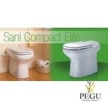 WC pumbaga Sanicompact Elite ( sobib: WC+valamu )