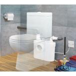 Reovee ja WC-pump Sanitop UP ( sobib, WC pott + valamu )