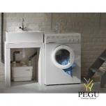 Sanivite ( можно: WC  + раковина + душ + биде +кухонная мойка +стиральная машина+посудомоечная машина )