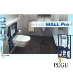 Saniwall Pro (sobib: WC pott + valamu + dušš + bidee )