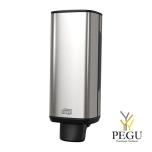 Дозатор для жидкой пены S4 нержавеющая сталь/пластик 460010