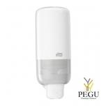 Hoidik vahuseebile S4 TORK Skincare jaotur , valge plastik