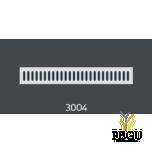 Unidrain Classicline eraldiseisev 3004 1000mm komplekt