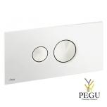 Viega клавиша Visign for Style 10 / пластик 8315.1, Alpi белая