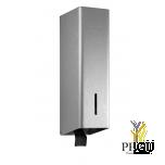 Desinfitseerimisvahendi dosaator P-Line R/V teras AISI316L harjatud 0,7 L mahutiga
