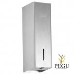 Бесконтактный дозатор для жидкого мыла 850ml P-Line PP102e-1 Н/Р сталь полированный