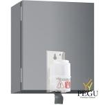 Wagner Ewar дозатор для мыла в шкаф 200ml бак сатин Н/Р сталь
