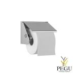Держатель для туалетной бумаги Wagner Ewar 1 рулон Н/Р сталь полированный