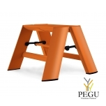 Дизайн лестница Hasegawa 1 ступень оранжевая